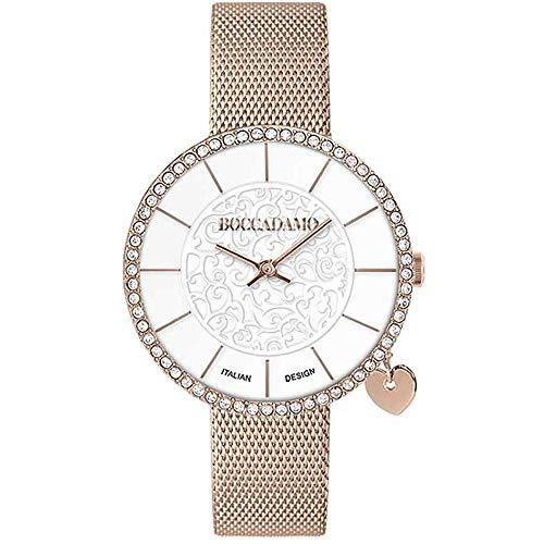 Boccadamo Mya 33 - Reloj solo tiempo para mujer, moderno, cód. MX012