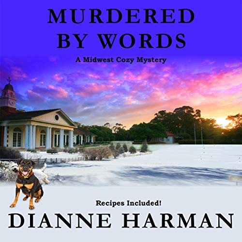 Murdered by Words Audiobook By Dianne Harman cover art
