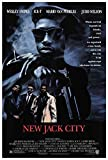 New Jack City Movie POSTER 27 x 40 Wesley Snipes, Ice-T, A, MADE IN THE U.S.A.