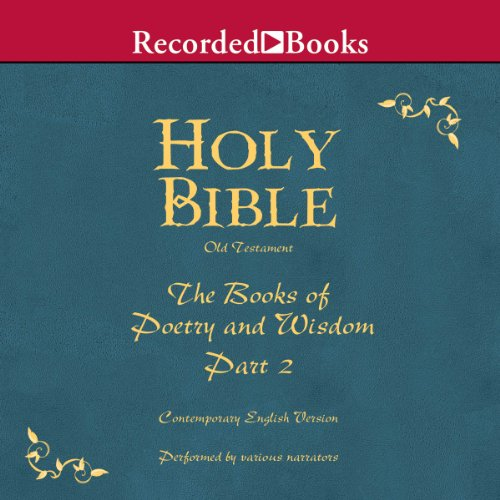 Holy Bible, Volume 12 audiobook cover art
