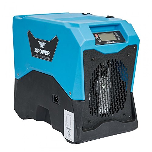 Find Bargain XPOWER XD-85L Industrial Commercial LGR Dehumidifier for Basement, Large Rooms, Work Si...