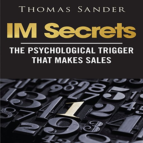 IM Secrets audiobook cover art