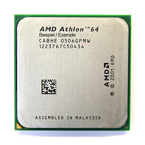 AMD Athlon 64 3200+ 2GHz/512KB Sockel/Socket 939 ADA3200DAA4BW Venice CPU PC (Generalüberholt)