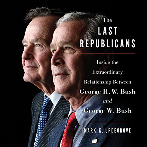 The Last Republicans audiobook cover art
