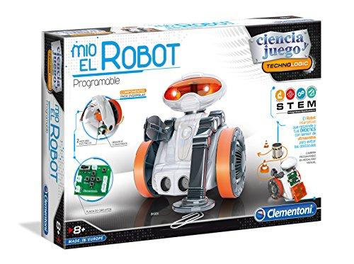 Clementoni- Mio el Robot Interactivo +8 años 45x31 2.0...
