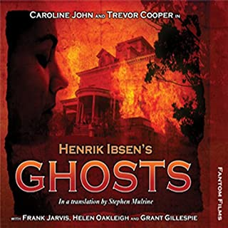 Henrik Ibsen's Ghosts cover art