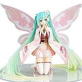 Figura de Anime Racing Mariposa Hada Señora Cebolla Su Alteza Real Princesa Qingzhu Soporte Muñeca d...