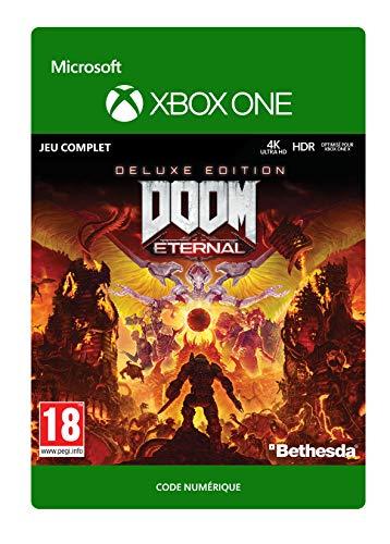 Doom Eternal Deluxe | Xbox One – Code jeu à télécharger