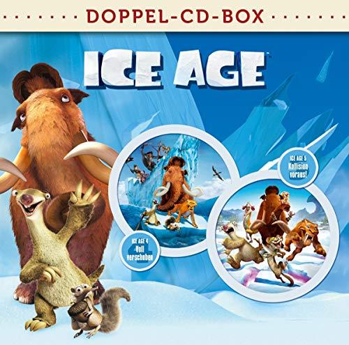 Ice Age 4 & 5 - Hörspiel zu den Kinofilmen