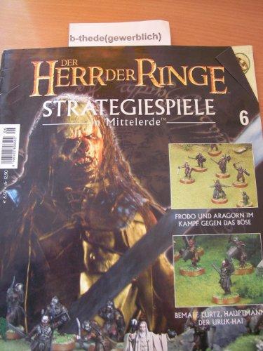 Herr der Ringe, Strategiespiele in Mittelerde Bd. 6 (Heft)