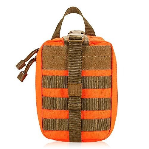*Lixada Multifunktions Medizinische Tasche Molle Taktische Erste Hilfe Tasche Notfalltasche für Outdoor Zuhause Reisen*