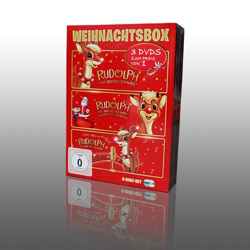 Weihnachtsbox [3 DVDs]