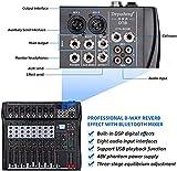 Immagine 2 depusheng dt8 mixer professionale scheda