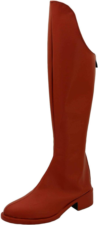GOTEDDY Women Superhero Danvers Cosplay Shoes Halloween Red Over Weekly Very popular update