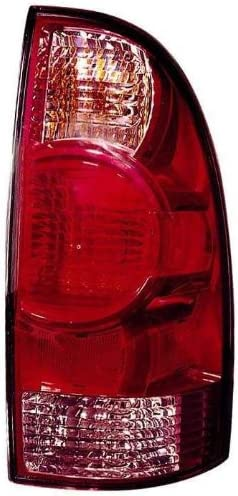 DEPO 312-1969R-AS Replacement Passenger Side Assembly Seasonal Wrap Introduction Reservation Light Tail