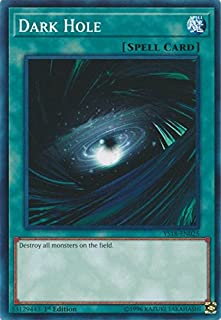 Yu-Gi-Oh! - Starter Deck: Codebreaker - Dark Hole - YS18-EN025 - Common - 1st Edition