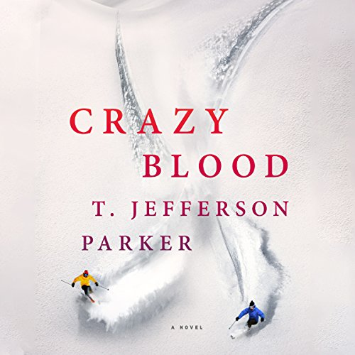 Crazy Blood audiobook cover art