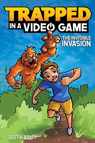 Trapped in a Video Game (Book 2)...