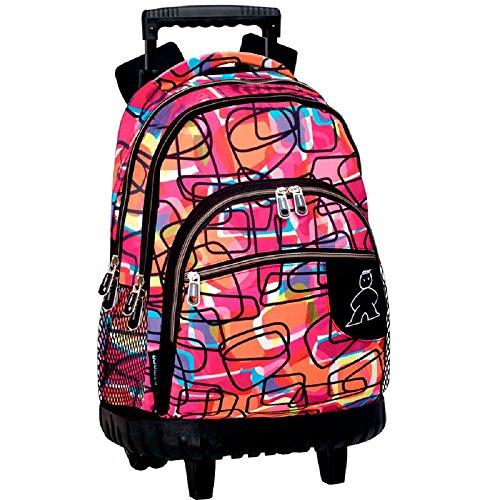 Perona 54478 Campro Mochila Escolar, 46 cm, Multicolor