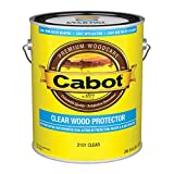 Valspar/Cabot 210211 140.0002101.007 Clear Wood Protector, Clear - 1 Gallon