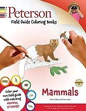 Peterson Field Guide Coloring Books: Mammals (Peterson Field Guide Color-In Books)
