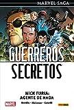 Guerreros Secretos 1. Nick Furia, Agente de nada