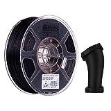 eSUN Filamento Fibra di Carbonio in Nylon 1.75mm, Stampante 3D Filamento PA-CF, Precisione...