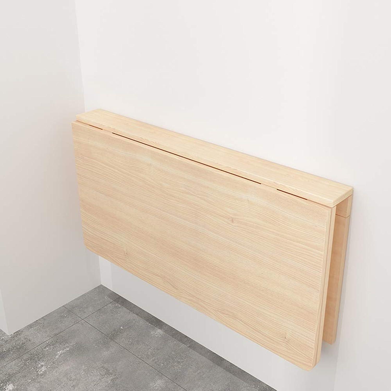 comprar nuevo barato LXLA-mesa LXLA-mesa LXLA-mesa de parojo abatible Mesa de Escritorio Plegable Mesa de Trabajo Estación de Trabajo Cocina Organizador de Comedor Niños Mesas de Estudio (Tamaño   100×60cm)  precioso
