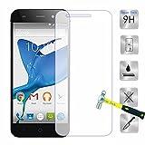 Guran® Protector de Pantalla Vidrio Cristal Templado Para ZTE Blade V6 Smartphone Film