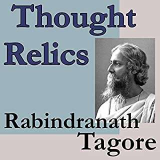 Thought Relics audiobook cover art