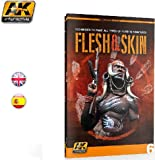 Ak Interactive Book Learning No.6 Flesh And Skin