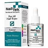 Nail Tek Extend Professional Polish Thinner, 0.5 oz