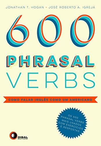 Imagem representativa de 600 phrasal verbs - como falar inglês como um americano