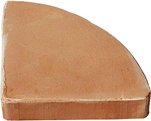 Biscottini Set 20 Piedini sottovaso Invecchiato, in Terracotta Toscana L10xPR10xH2,5 cm
