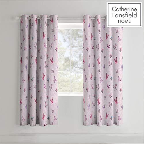 cortinas infantiles estilo nordico