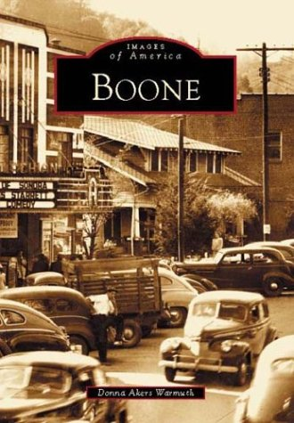 Boone   (NC)  (Images of America)