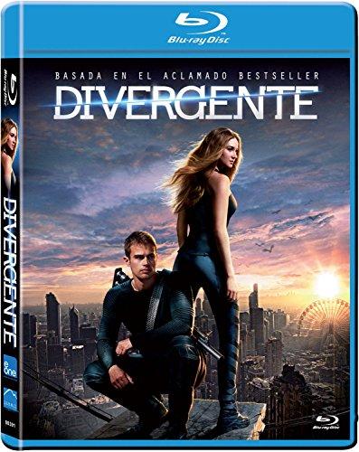 Divergente (Bd) Blu-ray