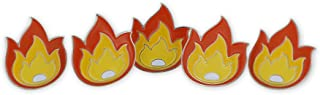 fire chief lapel pins