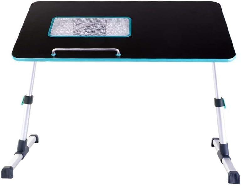 HIZLJJ cheap Foldable Laptop Super sale period limited Table Bed Tra Breakfast Desk Serving