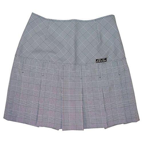 (ABS) プロアマ P-3900 グレンチェックプリーツスカート 3L 【ボウリング ウエア】