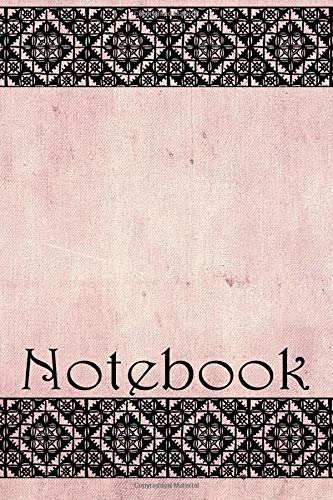 Classic Lined Softcover Notebook 1920 Modern Deco Art Cover: 100 Pages –travel size - Journal Diary Idea Gifts