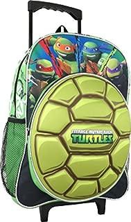 Nickelodeon Teenage Mutant Ninja Turtles Large 16 Rolling Backpack …