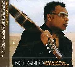 incognito listen to the music
