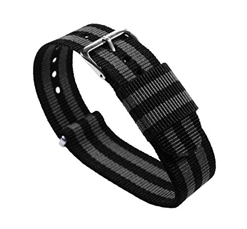 BARTON NATO Style Straps - Choice of Color, Length & Width...