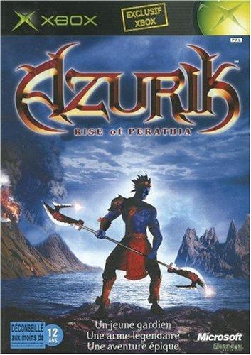 Azurik : Rise Of Perathia [Xbox] [Importado de Francia]