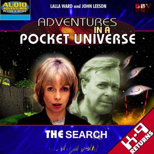 K9 Adventures: The Search audiobook cover art