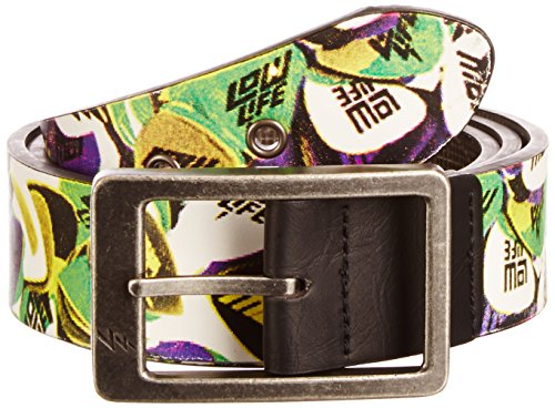 Lowlife of London Thrash Ceinture, Multicolore, 75 (Taille fabricant:X-Small) Homme
