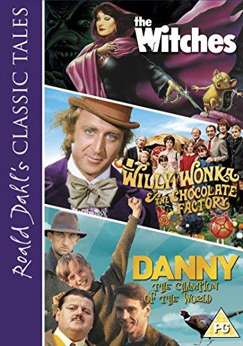 Roald Dahl's Classic Tales [Edizione: Regno Unito]