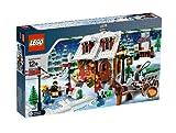 LEGO Creator 10216 Winter Village Bakery - Juego de construcción diseño 'Pastelería en invierno'...
