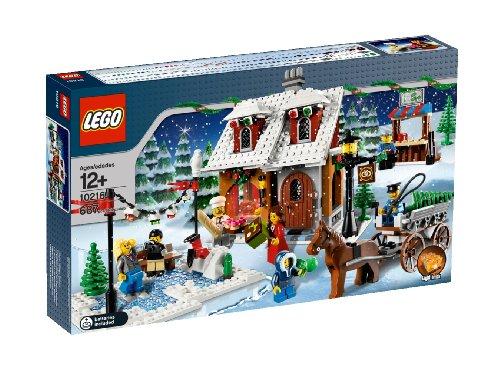 LEGO Creator 10216 - Weihnachtsbäckerei